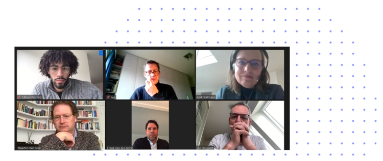 The  CHROs that participated in the virtual talk